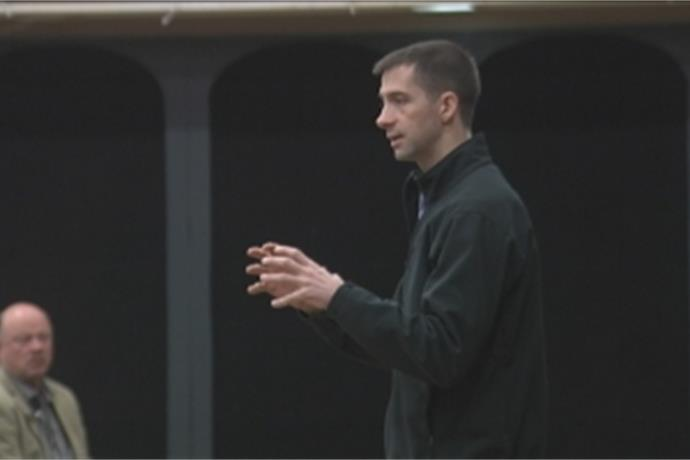 Congressman Cotton Confronted During Town Hall Meeting_1528200671640177390