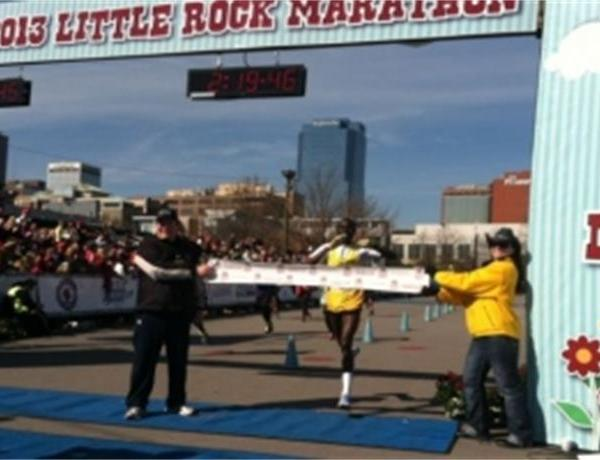 Mark Chepses, Hellen Rotich Win Little Rock Marathon_6231190158785203817