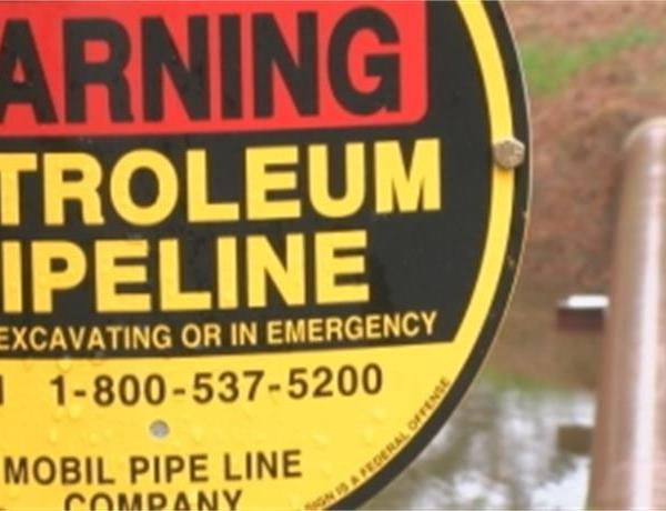 Portion Of Pipeline Runs Through Water Source_4904990540198923645