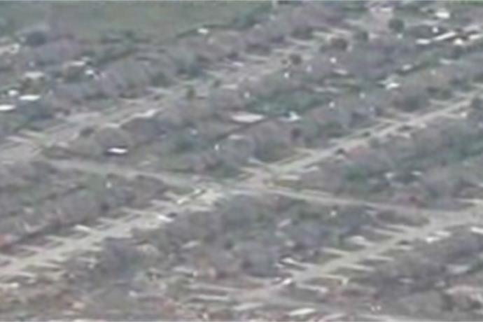 Web Extra_ Aerial Tour of Oklahoma Tornado's Path_3919017978694746565