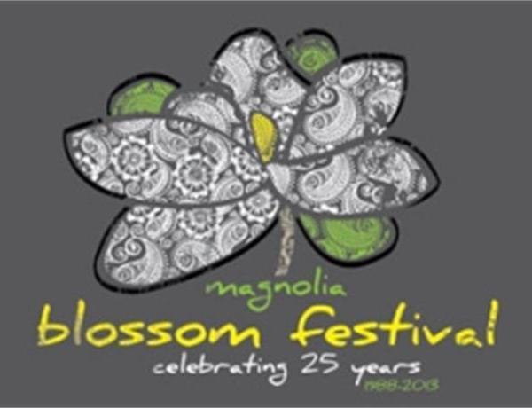 25th Annual Magnolia Blossom Festival Underway, Steak Cook-off Saturday_8412994920781661576