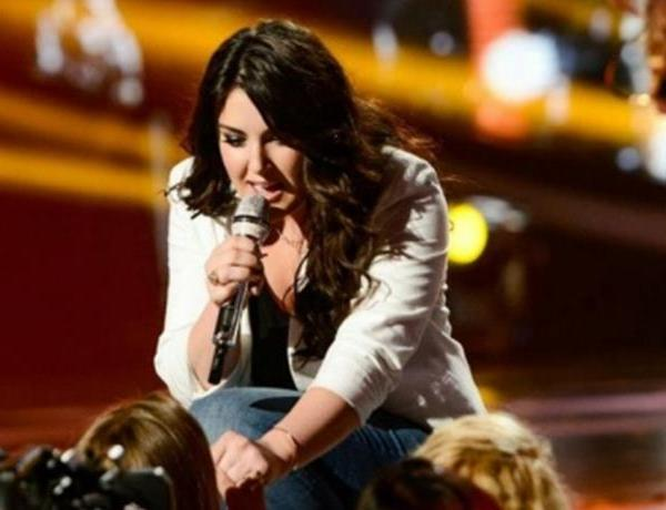 Web Extra_ Kree Harrison Shares Thoughts After Finale Performance_-7753170097729355376