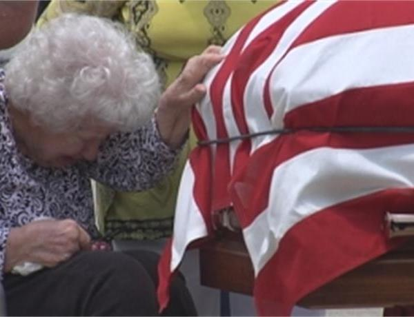 Service Member KIA in Korea Returned Home 60 Years Later_603067778779990477