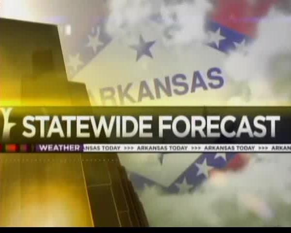 Arkansas Statewide Forecast for February 11_-9019225129985225152