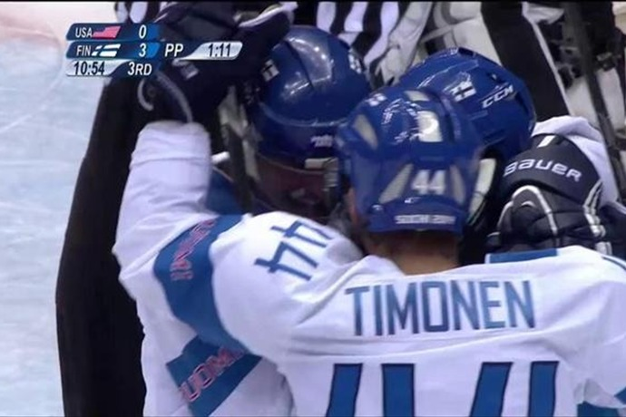 Finland Defeats USA in Hockey_-4998285630928040866