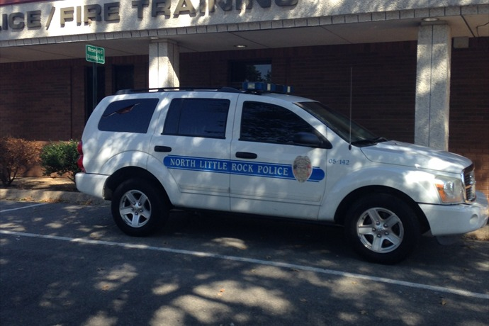 North Little Rock police car_-2709202534142031203