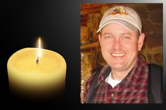 John Glasgow with candle_5669950505167571743