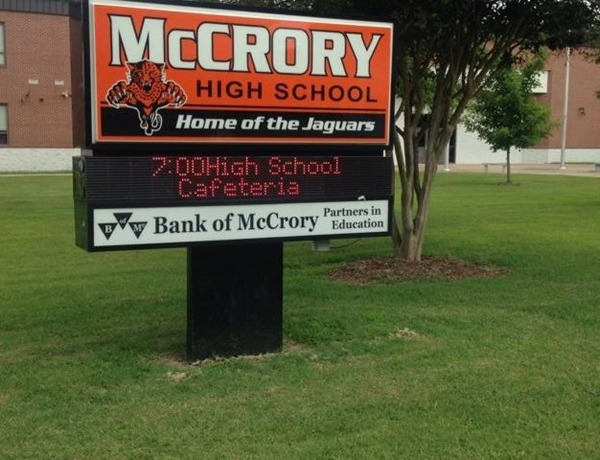 McCrory High School photo_4233412559429257256