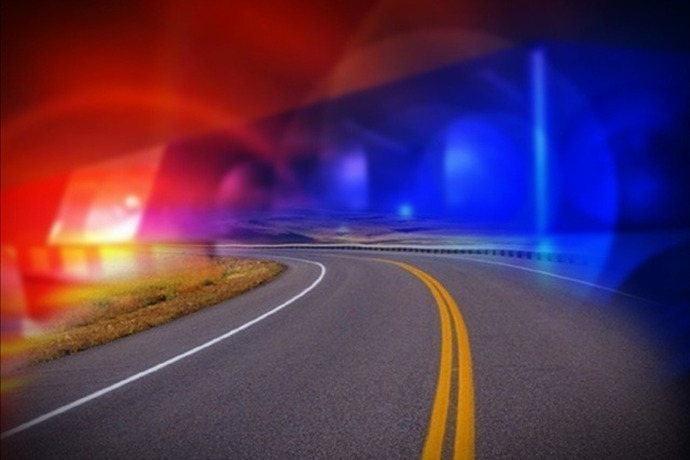 Police Lights Highway Car Wreck Traffic Accident_-7208149748617754205
