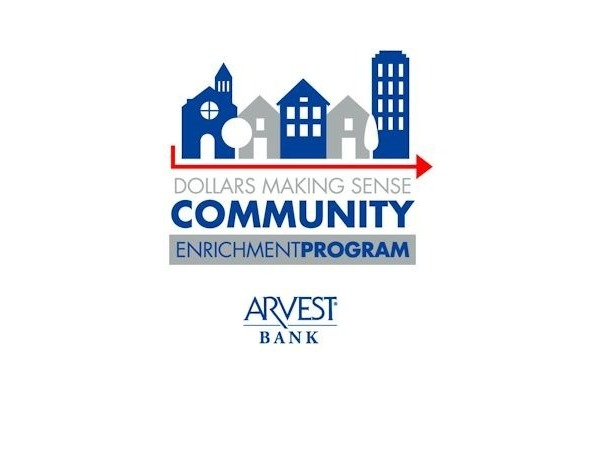 Arvest Dollars Making Sense Community Enrichement Program Logo_8123561590367406769