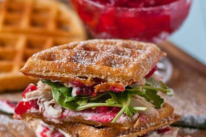 Turkey Sandwich _6348413470786341387