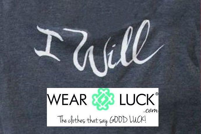 Wear Luck shirt with logo_1183337172796588514