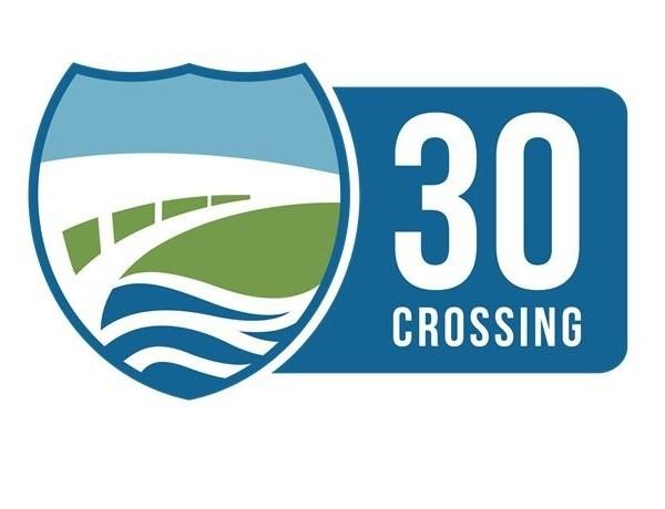 30 Crossing, Interstate 30, I-30 Logo_-4687469681728927407