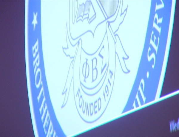 Thousands of Phi Beta Sigma Fraternity, Inc. members will attend a five-day conference in Little Rock._-1840625910570401006