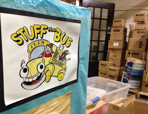 Stuff the Bus, Junior League of Little Rock_-4373429184335295293