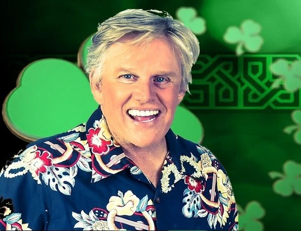 Gary Busey with St. Patrick's Day background_7354119306515399680