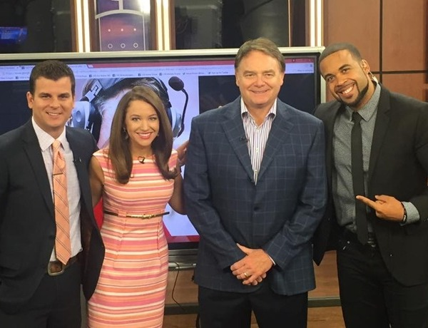 Houston Nutt and KARK 4 Today Crew_-8518500167607105443