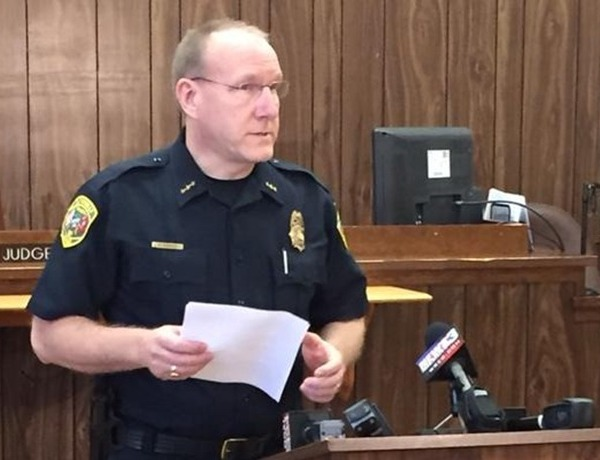 Blytheville Police Discuss Shooting_-6891604614732954740