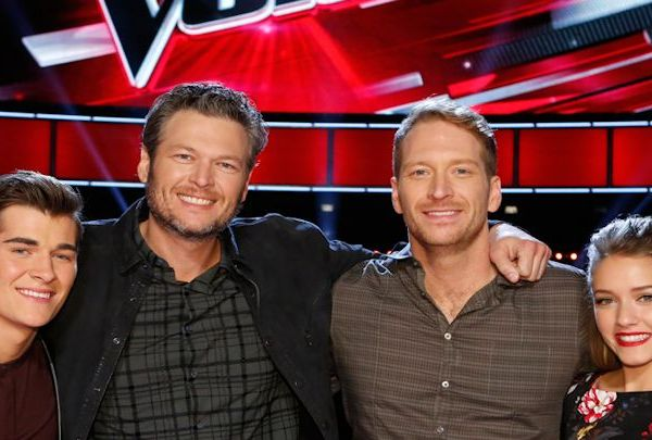 Barrett Baber is on Team Blake