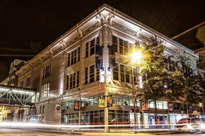 Arkansas Repertory Theatre _The Rep_ Building_-3518027614867404229
