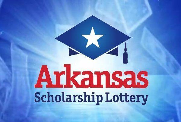 Arkansas Scholarship Lottery Logo for 2015