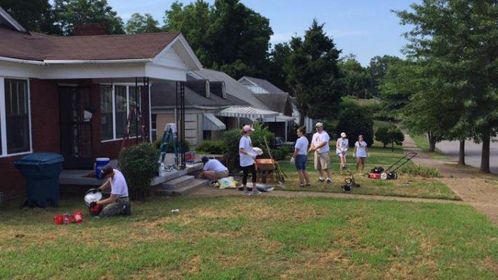 Arkansas Dream Center Nexstar Founder's Day of Caring