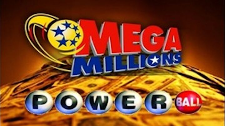 Mega Millions and Powerball generic-118809318