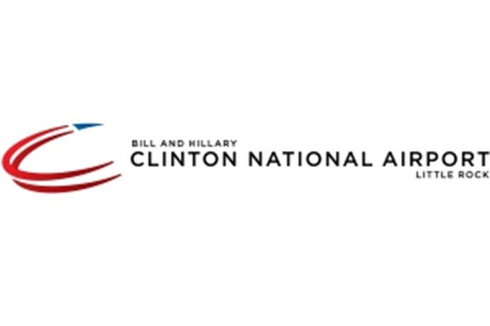 New Logo Debuts for LR's Bill and Hillary Clinton National Airport_8403235546165037659