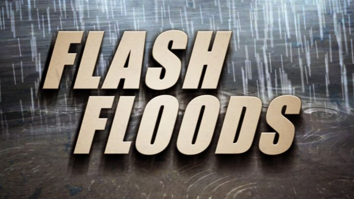 Flash Floods Generic
