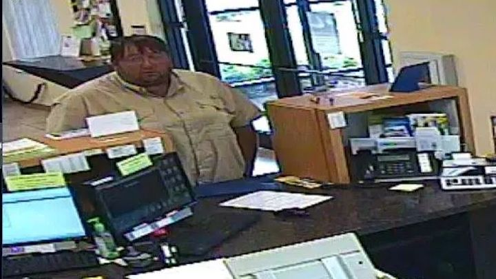 Oklahoma Bank Robbery Suspect Same as Arkansas Suspect-118809318