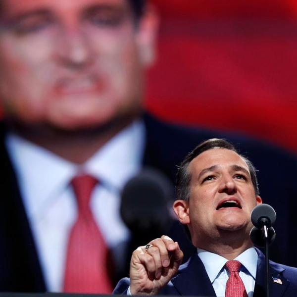 Ted Cruz Makes a Big Gamble With Convention Speech_83017539-159532