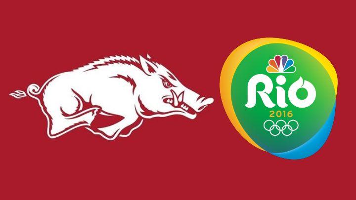 Razorbacks to Rio