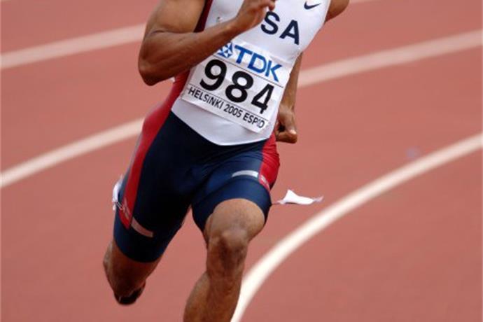 Tyson Gay Qualifies for Men's 100 Meter _-20088610915595467