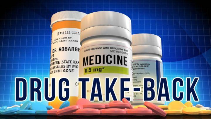 Drug Take Back-118809318