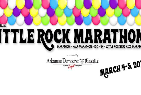 2017 Little Rock Marathon Logo Generic
