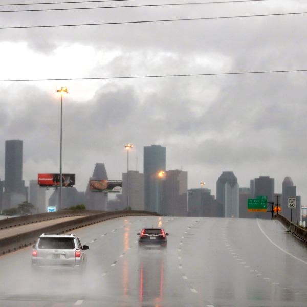 downtown Houston, Hurricane Harvey15887749-159532