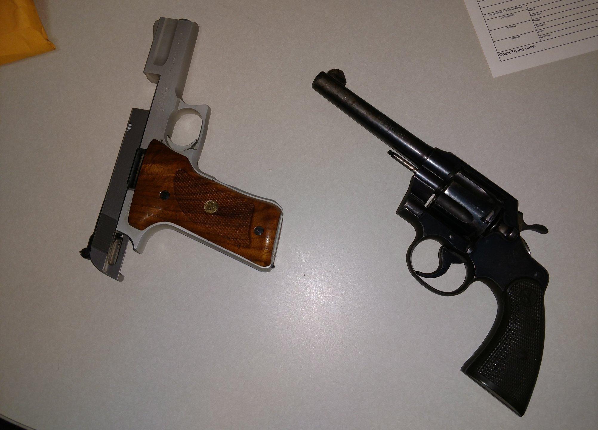 5 Arrests in LR's Cammack Village after Stolen Vehicle, Guns