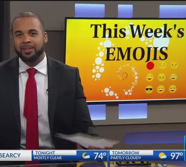 DJ's Week in Emojis