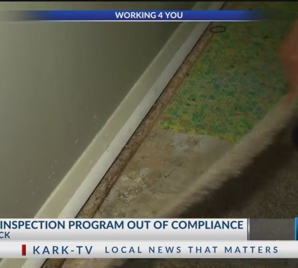 Rental Inspection Program Out of Compliance