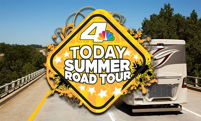 KARK 4 TODAY Summer Road Tour