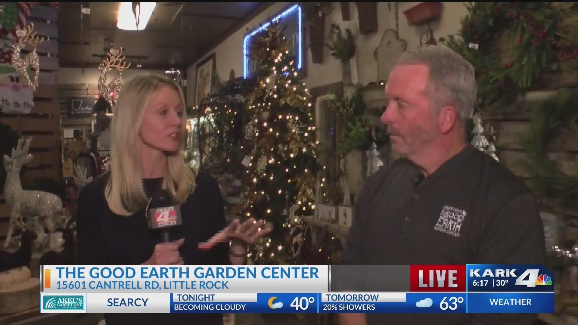 Good Earth: Christmas Decorations
