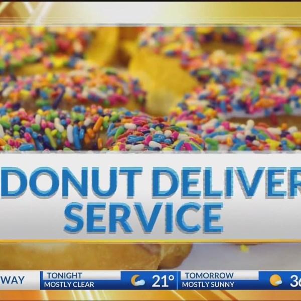 DJ Donut Delivery - January 29