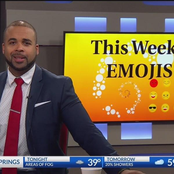 Week In Emojis