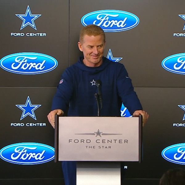 Jason Garrett end of season press conference