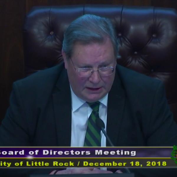 Mark Stodola LR City Board Meeting 12-18-18.jpg