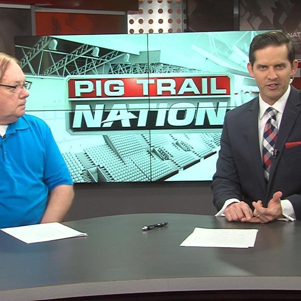 Otis Kirk on Arkansas Football Recruiting 2-17-19