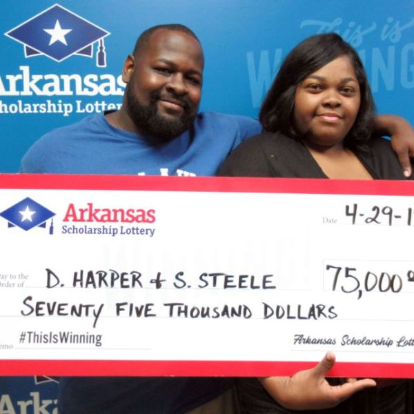 Arkansas couple wins $75,000 lottery prize_1556561902989.JPG.jpg