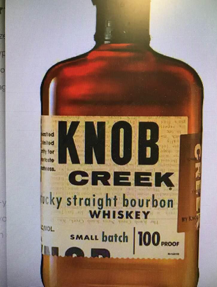 Knob creek whiskey_1556651582443.jpg-60093278.jpg