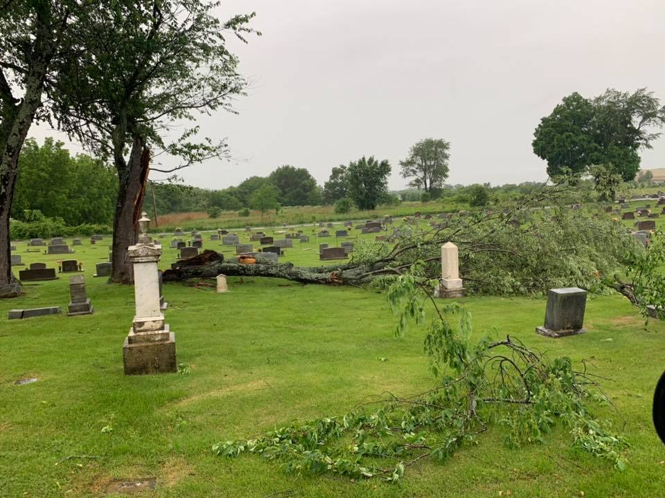 Storm Damage Photo Gallery