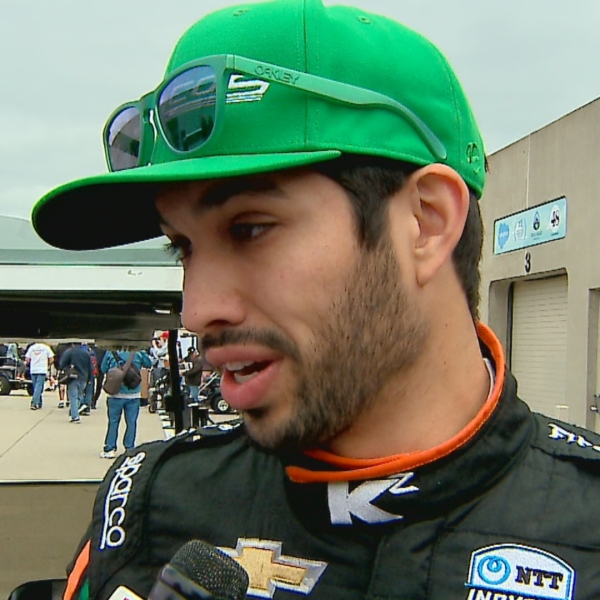 Kyle Kaiser 'relieved' to be in Indy 500 lineup after bumping Fernando Alonso